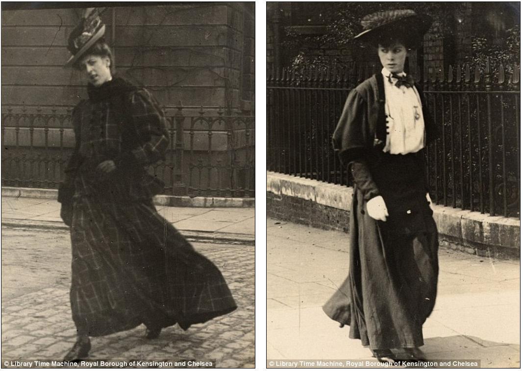 Street Style  photography  Vintage by Lopez-Linares Edward-Linley-Sambourne-Carmen-Velarde (2)