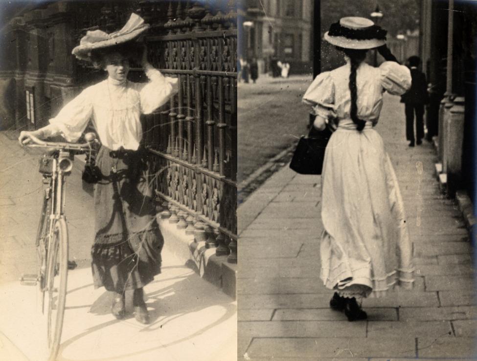 Street Style  photography  Vintage by Lopez-Linares Edward-Linley-Sambourne-Carmen-Velarde (3)