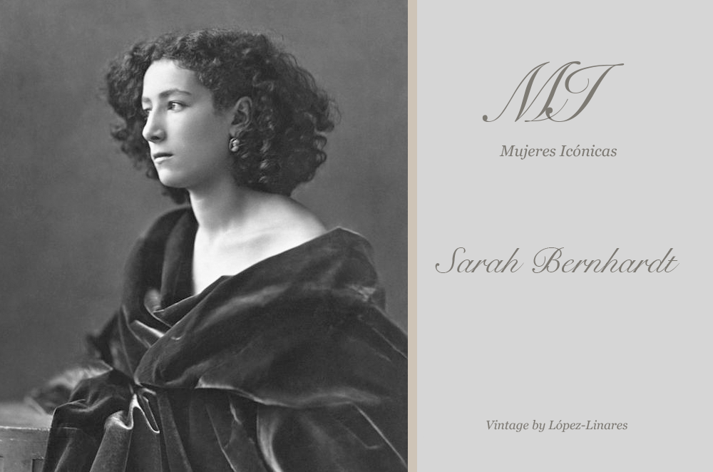 Sarah Bernhardt: The French golden voice