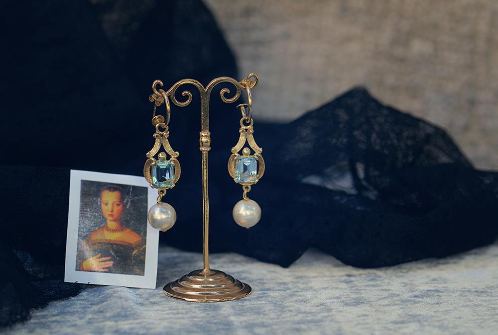 Bronzino-Maria-Cosimo-Medici-vintage-by-lopez-linares1