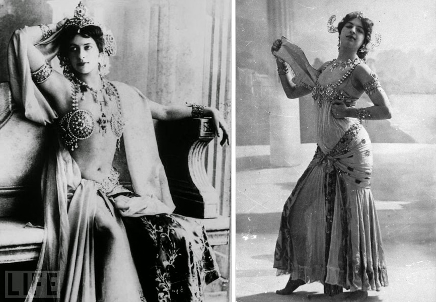 mata-hari-mujeres iconicas-vintage by lopez linares1